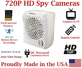 SecureGuard Air Purifier Spy Camera
