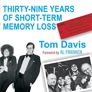 39 Years of Short-Term Memory Loss audiobook cover art