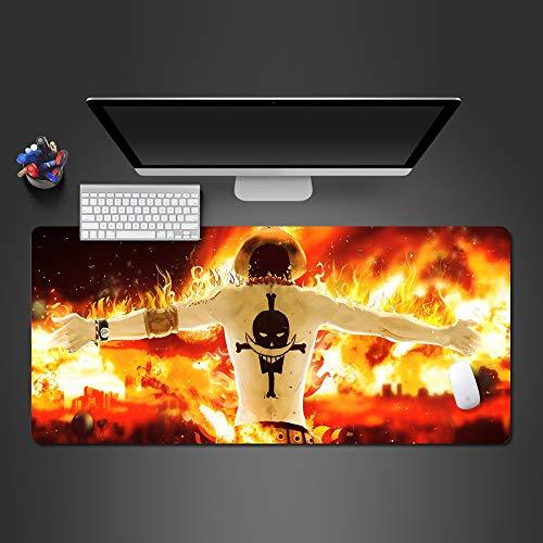 Super heiße Verkaufsluxusmausunterlage- Spielspielerauflage- Mausunterlage haltbare Gummiqualitätsmaus 900x400x2