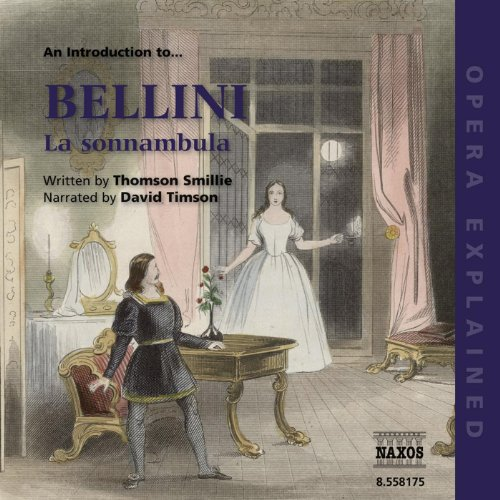 La sonnambula cover art