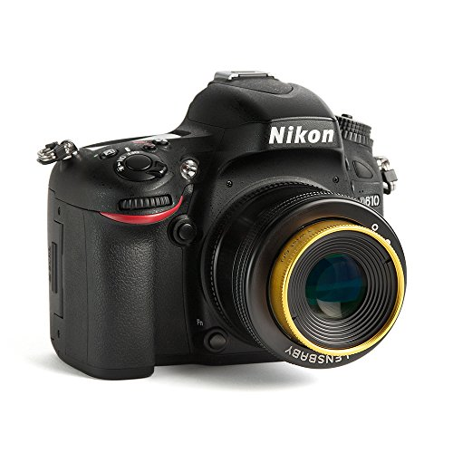 Lensbaby Twist 60 for Nikon F