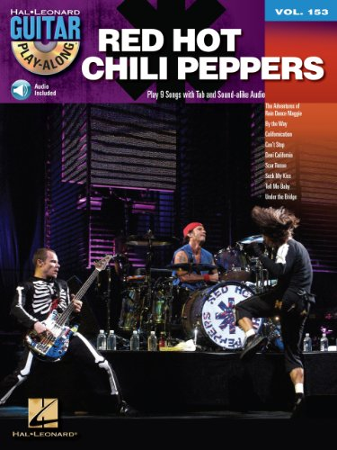 Red Hot Chili Peppers: Guitar Play-Along Volume 153 (English Edition)