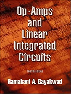Op-Amps and Linear Integrated Circuits (4th Edition)