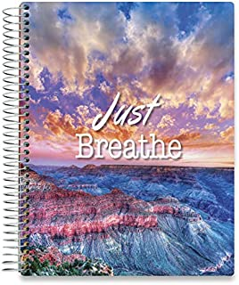 Tools4Wisdom Planner 2020-2021 - April 2020 to June 2021-8.5x11 Hardcover - Thick Pages in Color - 15 Month Academic Year Calendar with Tabs and Stickers - Q2S - Monthly Weekly Daily Planner Layout