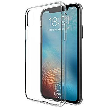 Luvvitt Clear View iPhone X/XS Case for 5.8 inch Screen 2017-2018