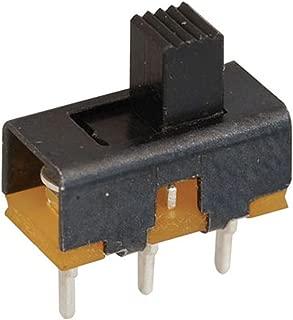 Switch Slide Min Single Pole Double Throw On-On PCB Mount 50 Volt DC @ 0 15 pcs