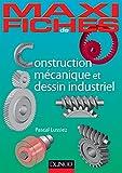 Maxi-fiches de construction mécanique et de dessin industriel : En 44...