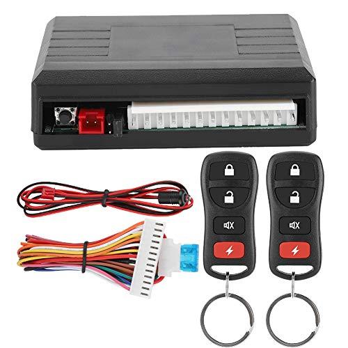 Auto Fernbedienung Zentralsteuerungskasten Kit Universal Auto Keyless Entry System Türschloss Zentralverriegelung Verriegelung Fernbedienung Kit