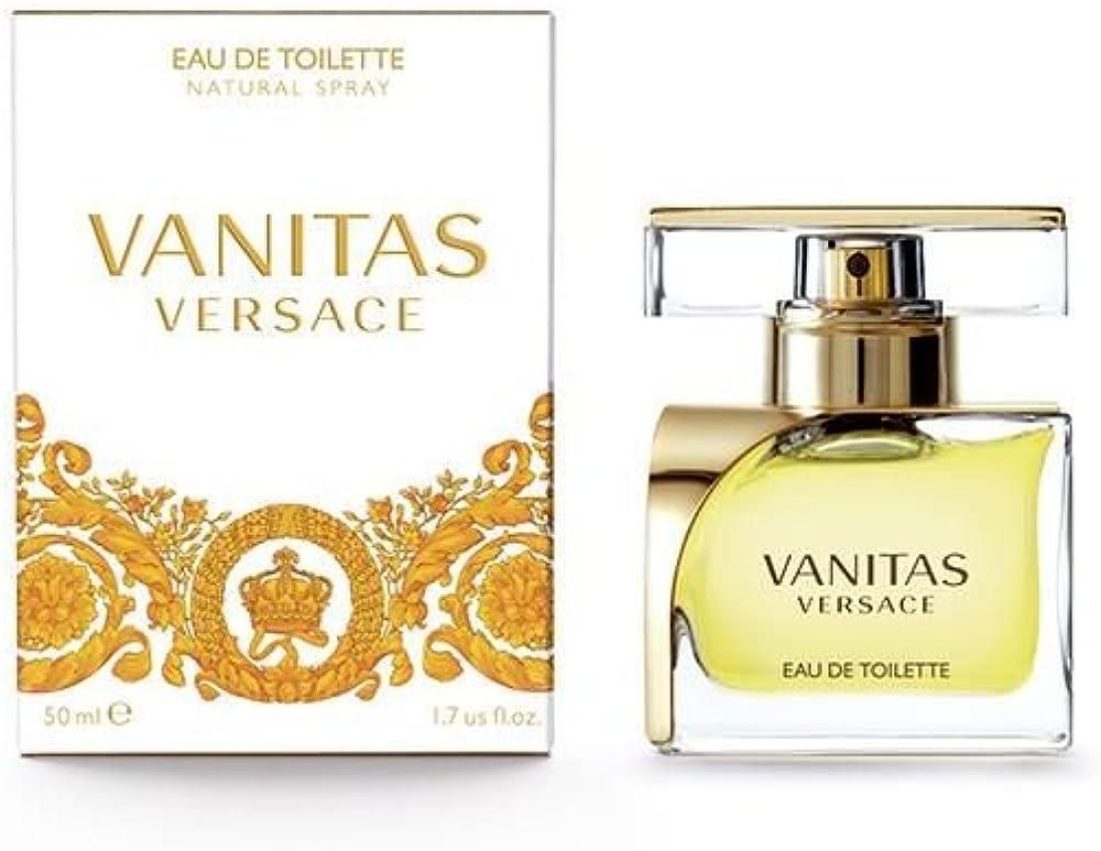 Versace vanitas  eau de toilette spray da donna 1109