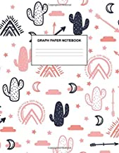 Graph Paper Notebook: Four Squares Per Inch (4x4 or 1/4 in) Large Book 8.5 x 11 for School Subject, Art, Drawing, Math, Architecture and Engineering