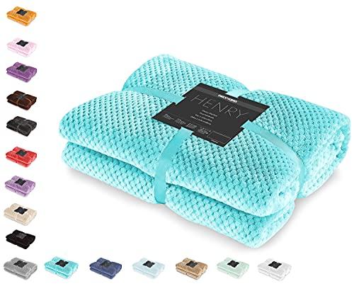 Mantas Para Sofa Azul Verde mantas para sofa  Marca DecoKing