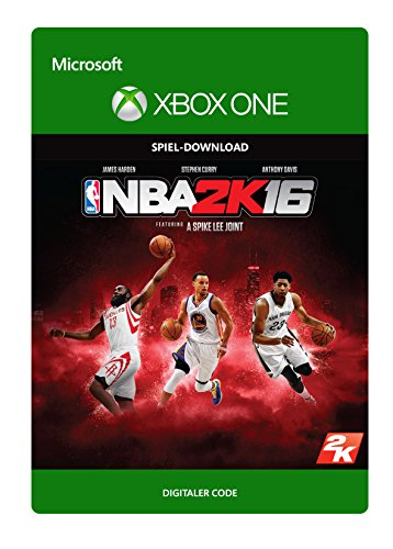 NBA 2K16 [Xbox One - Download Code]