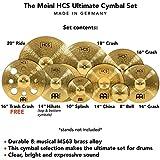 Immagine 1 meinl cymbals hcs scs1 set