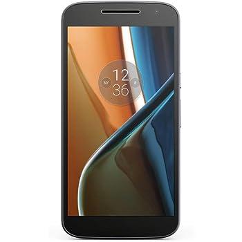 Lenovo Moto G4 SIM Doble 4G 16GB Negro: Amazon.es: Electrónica