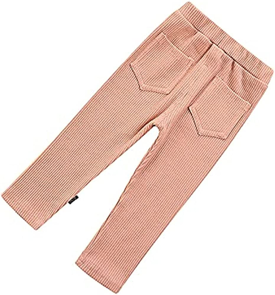 LIOMENGZI Oakland Mall Unisex Baby Pants Casual Bottom Home Warm Knitting Win Shipping included