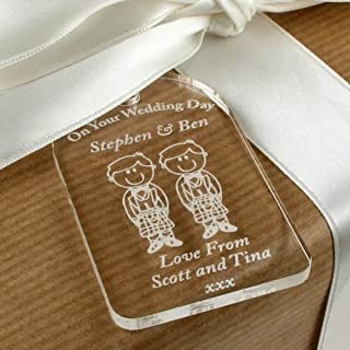 - Teddybears on Honeymoon From The Camden Graphics Range Wedding Card - With A Flittered Finish UKG386628