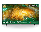 Sony Bravia 138.8 cm (55 inches) 4K Ultra HD Smart Certified Android LED