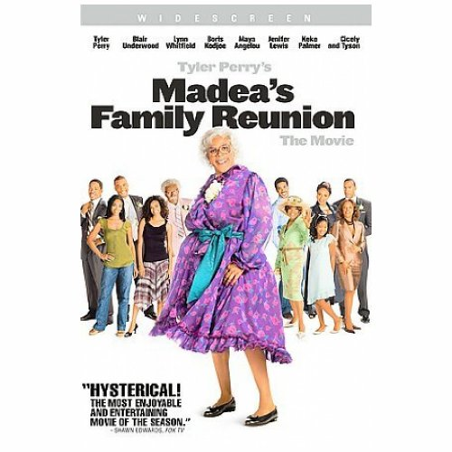 Price comparison product image MADEA'S FAMILY REUNION (2006)