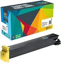 Do it Wiser Compatible Toner Cartridge Replacement for Konica Minolta BizHub C353 C253 C203   TN213 TN213Y (Yellow)
