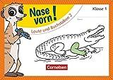 Nase vorn! - Erstlesen - Übungshefte - 1. Schuljahr: Laute und Buchstaben 2 -...