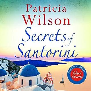 Secrets of Santorini cover art