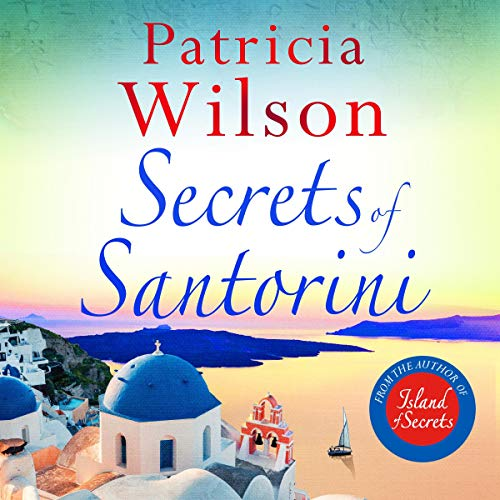 Secrets of Santorini Titelbild