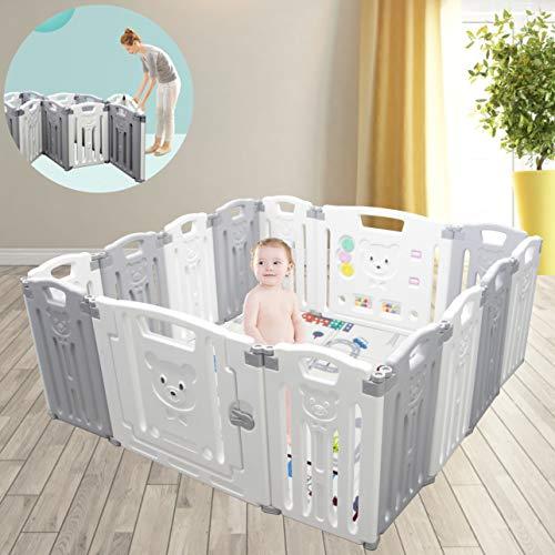 Box per bambini Centro di attività per bambini Parco giochi Sicurezza Cortile interno per interni Nuova...