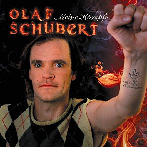 Meine Kämpfe                   Autor:                                                                                                                                 Olaf Schubert                               Sprecher:                                                                                                                                 Olaf Schubert                      Spieldauer: 1 Std. und 5 Min.     55 Bewertungen     Gesamt 4,5