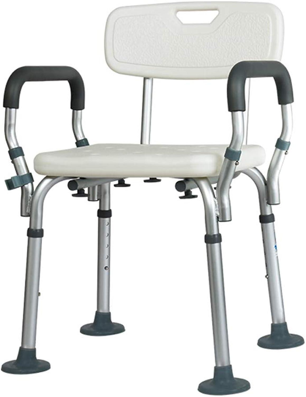 JJJJD Old Man Shower Chair Bathroom Bath Stool Pregnant Women Disabled Slip Stool