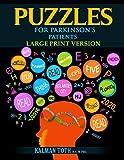 Puzzles for Parkinson's Patients: Large Print Version
