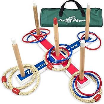 Elite Sportz Ring Toss Game Set for Kids