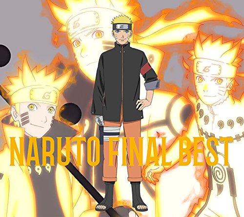 [画像:NARUTO FINAL BEST (期間生産限定盤)]