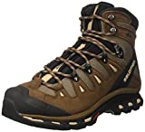 Salomon Men's Quest 4D 2 GTX Lightweight & Durable Leather / Canvas Hiking Boots
