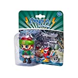 Pinypon Action - Figure Pirate With PET Parrot (Famosa 700015801)