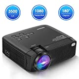 Best Art Projectors - ManyBox Mini Projector, 3500 LUX Portable Video Projector Review