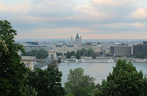 hansepuzzle 15297 Orte - Budapest, 500 Teile in hochwertiger Kartonbox, Puzzle-Teile in wiederverschliessbarem Beutel.