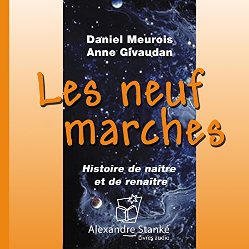 Les neuf marches  audiobook cover art