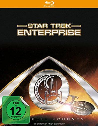 Star Trek - Enterprise/Season 1-4 [Blu-ray]
