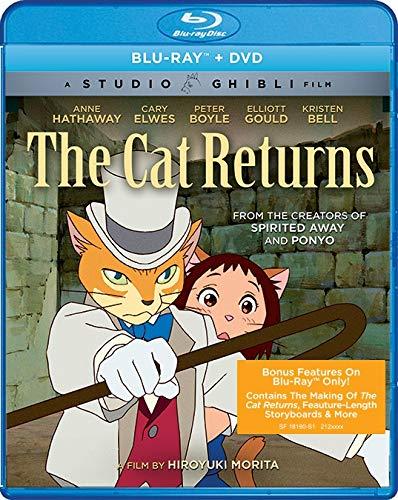 The Cat Returns (Bluray/DVD Combo) [Blu-ray]
