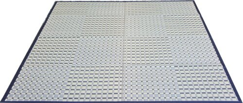 い草カーペットくっきりさわやかタイプ「日光」本間2畳191x191cm【防ダニ・防カビ加工】