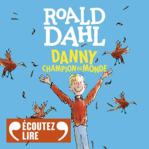 Couverture de Danny, champion du monde