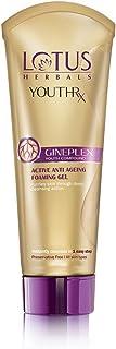 Lotus Herbals YouthRx Active Anti Ageing Foaming Gel | 100g