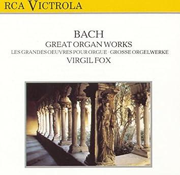 Organ Works: Bach