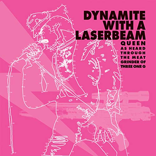 Dynamite With Laser Beam-Queen