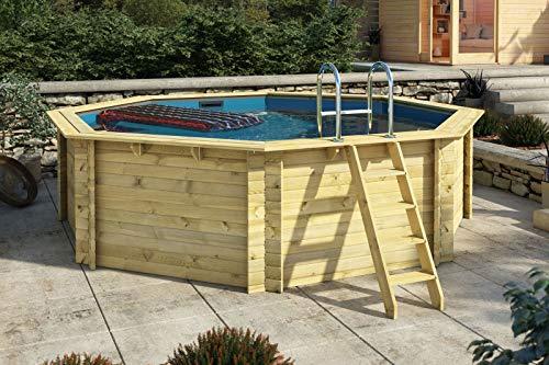 Unbekannt Karibu Pool Modell 2 Variante A