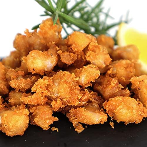 鶏ひざ軟骨唐揚げ ( プリフライ ) 1kg 冷凍 業務用 膝 軟骨 鶏 唐揚