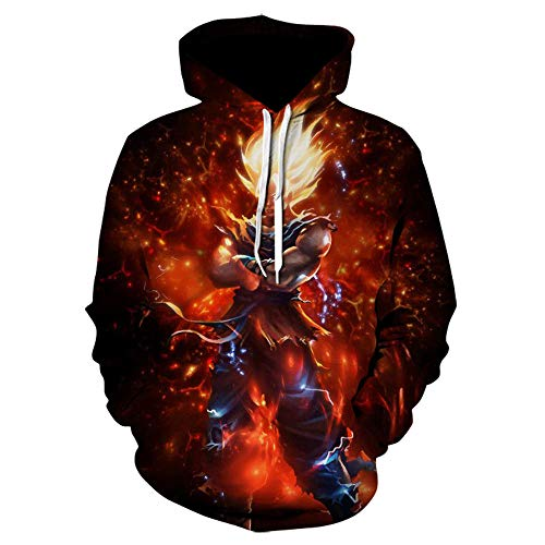 2020New Design3D Men S Guard Clothes and Hoodies Prince Vegeta Under The Sun Dragon Ball Awesome Artwork Drawing-We-723_Size_M