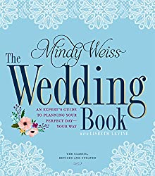 the wedding book mindy weiss