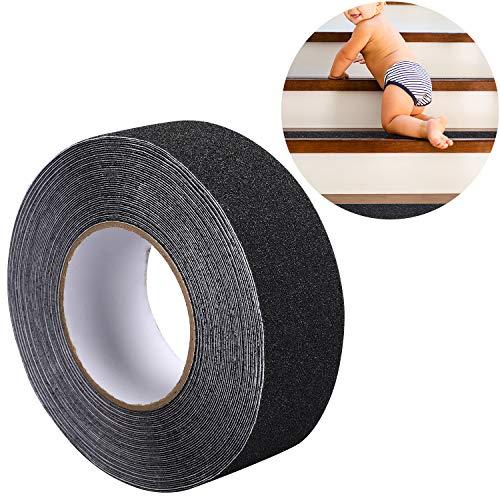 cinta antideslizante, de alta tracción, no deja residuos adhesivos fáciles, mejor agarre,...