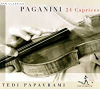 Paganini: 24 Caprices Op 1